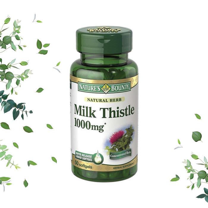 Silymarin Milk Thistle
