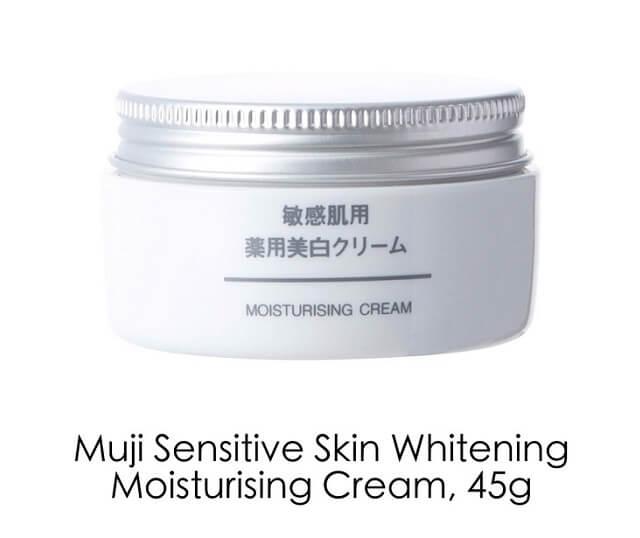 Kem dưỡng Muji Whitening Cream Nhật Bản