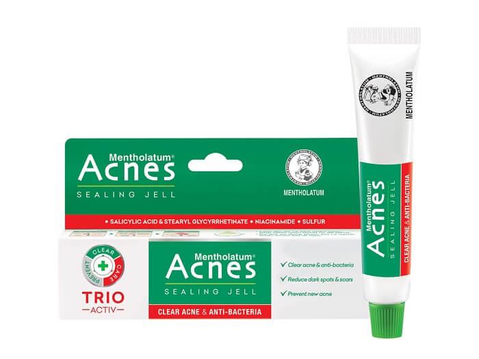 Sản phẩm Acnes sealing jell