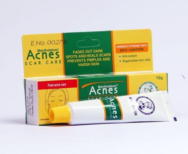 Kem trị mụn Acnes Scar Care