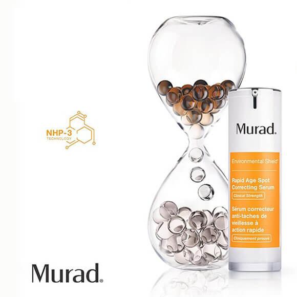Serum trị nám tàn nhang Murad Rapid Age Spot Correcting