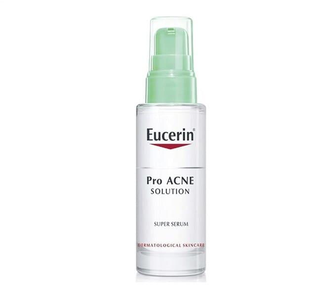 Serum trị mụn trắng da Eucerin ProAcne – Super Serum
