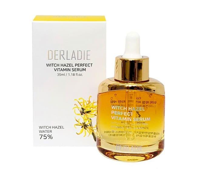 Serum trị mụn ẩn Witch Hazel Perfect Vitamin Derladie