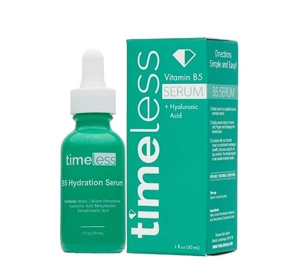 Serum trị mụn thâm Timeless B5 Hydration