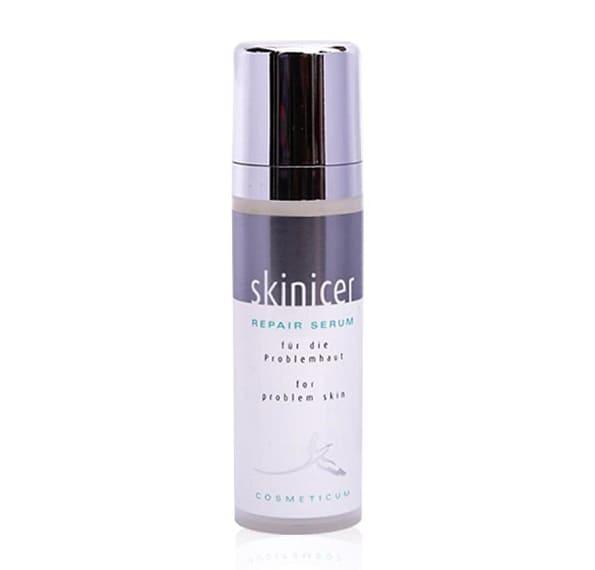 Serum trị mụn trắng da và hồi phục da Skinicer Repair Serum
