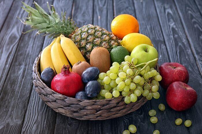 Ăn nhiều trái cây tốt cho người bị bệnh gout