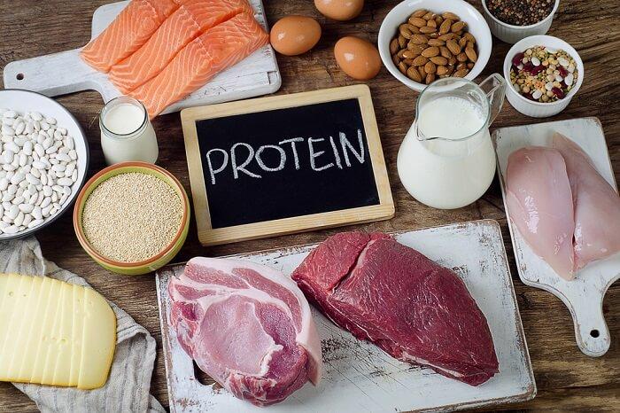 Ăn thực phẩm Protein giúp bổ sung dinh dưỡng cho cơ thể