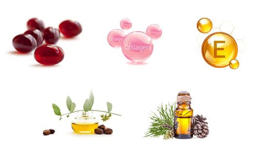 Các thành phần ưu việt có trong Viên serum Oribe