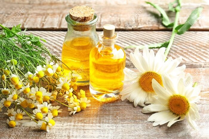 Chiết xuất hoa cúc giúp làm mịn làn da
