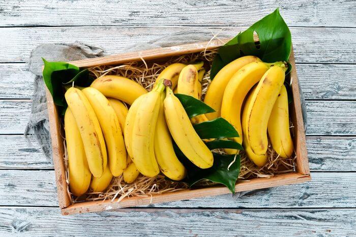 Chuối là loại trái cây mang lại nhiều lợi ích cho sức khỏe