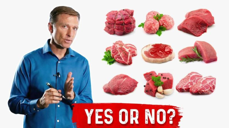 Vậy người bị bệnh gout có nên loại bỏ thịt đỏ ra khỏi chế độ ăn?