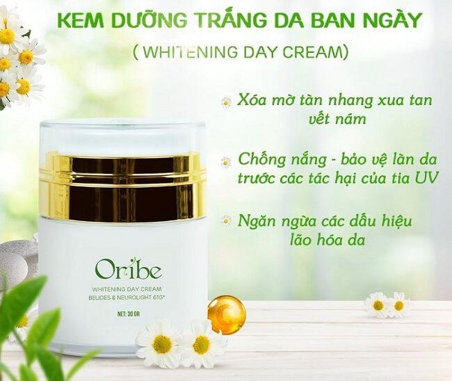 Công dụng của sản phẩm kem dưỡng da ban ngày Oribe