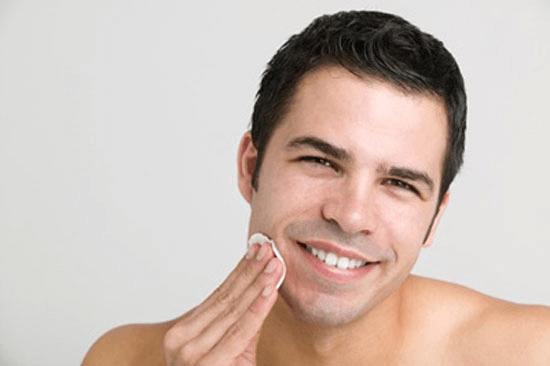 Đặc điểm của làn da nam giới