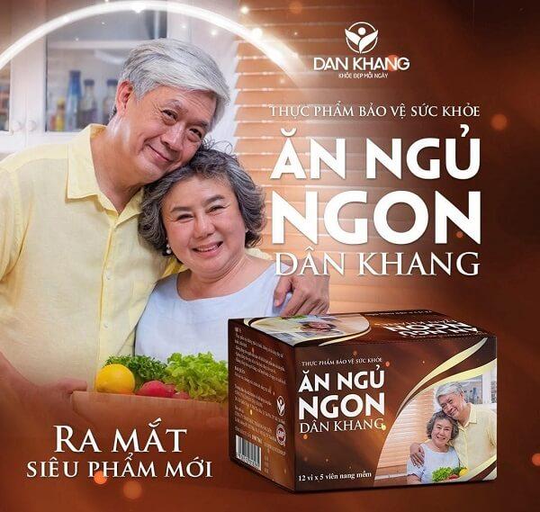 Đây là sản phẩm mới của công ty Dân Khang