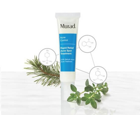 Gel trị mụn Murad Rapid Relief Acne Spot Treatment