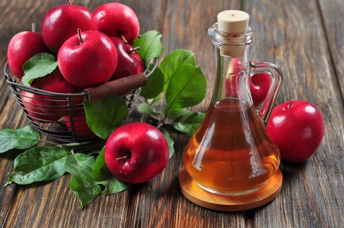 Giấm táo có tác dụng tốt cho người bị bệnh gout