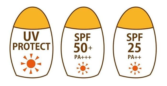 Hãy chọn lựa kem chống nắng có chỉ số SPF vừa phải