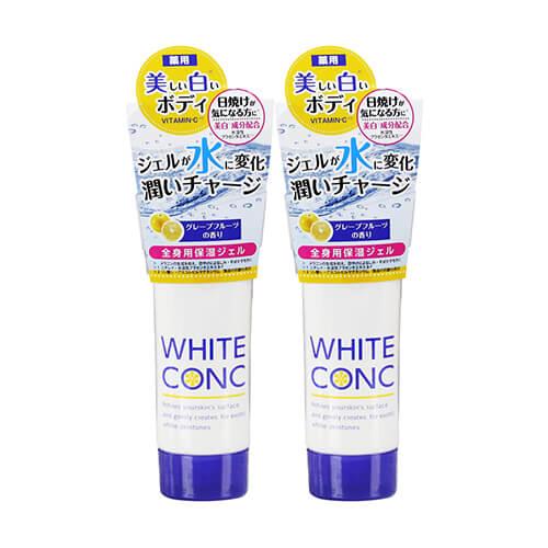 Kem body White Conc Watery Cream đến từ Nhật Bản