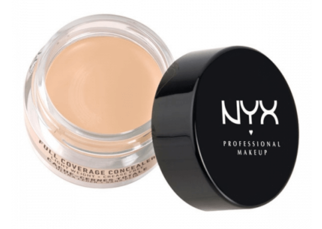 sản phẩm NYX Above and Beyond Full Coverage Concealer
