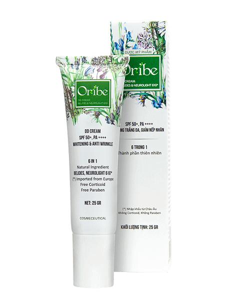 Kem che khuyết điểm DD Cream Oribe với thành phần từ thiên nhiên giúp che phủ tốt