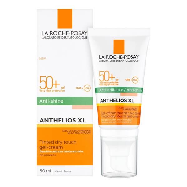 Kem chống nắng không cồn cho da dầu mụn La Roche-Posay Anthelios XL Anti Shine