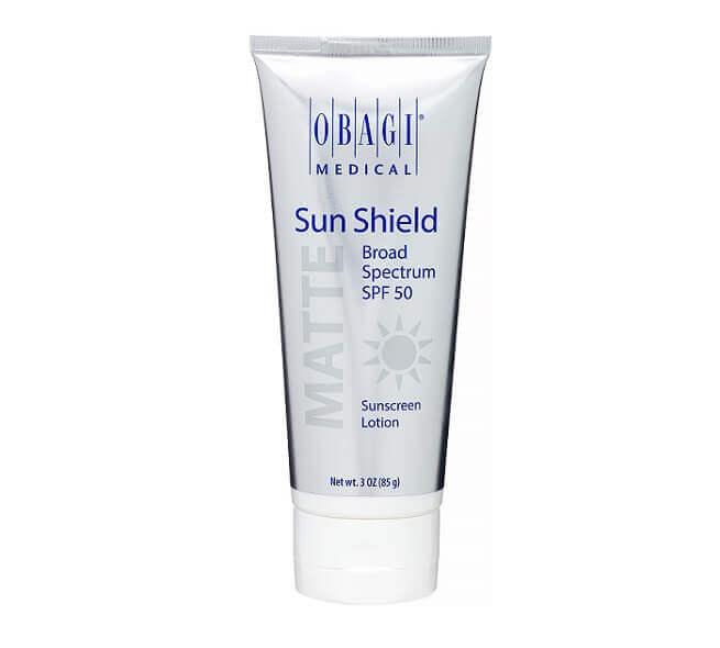 Kem chống nắng Obagi Sun Shield Matte Broad Spectrum phổ rộng
