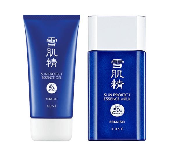 Kem Kose Sekkisei Sun Protect Essence Milk N SPF50+ PA++++