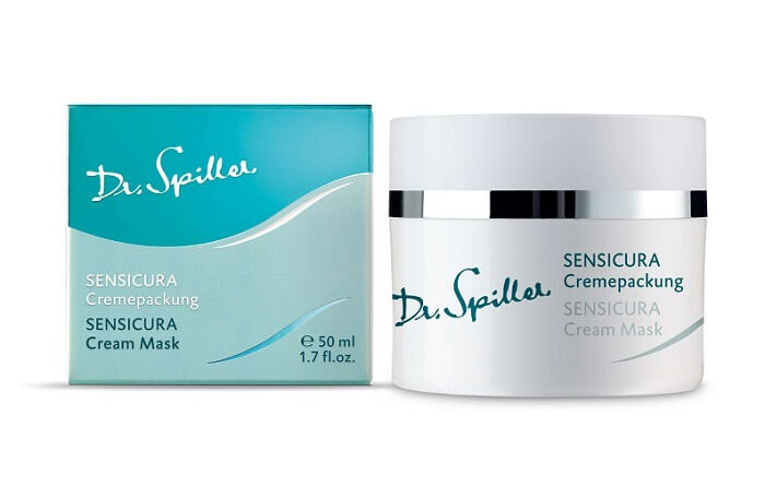 Dr Spiller Kem dưỡng ẩm chuyên biệt cho da nhạy cảm