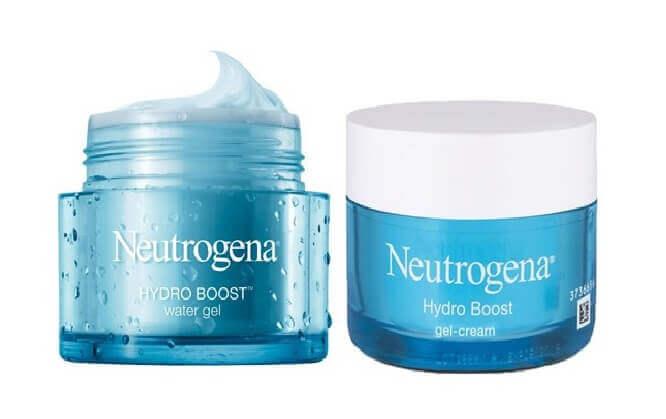 Kem Neutrogena Hydro Boost gel cream