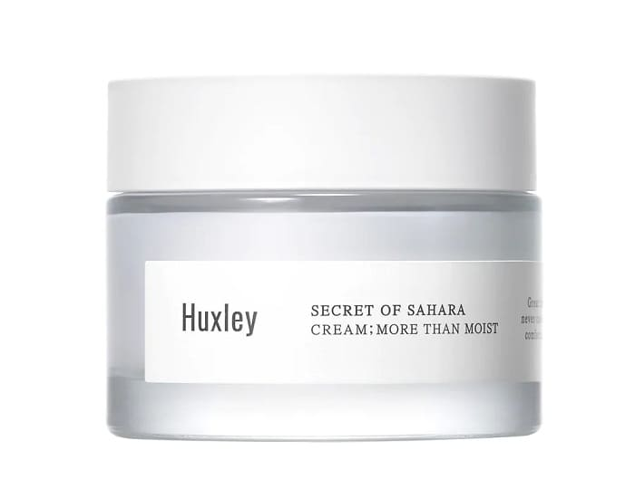 Kem dưỡng ẩm dành cho da khô Huxley Cream More Than Moist