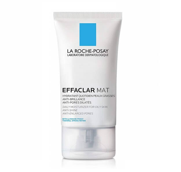 Kem dưỡng La Roche Posay Effaclar Mat Oil - Free Facial