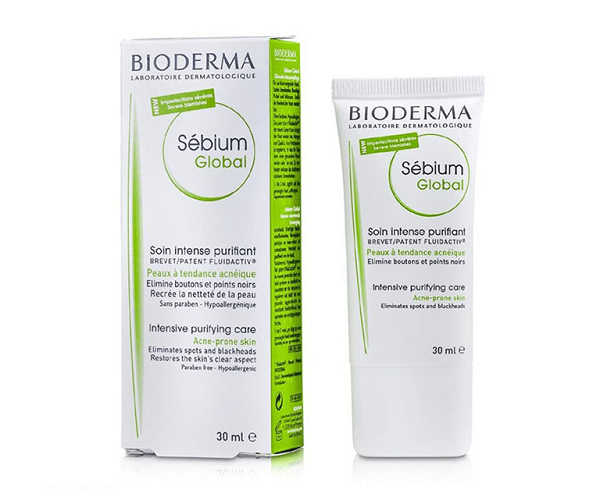 kem trị mụn Bioderma Sebium Global Cream