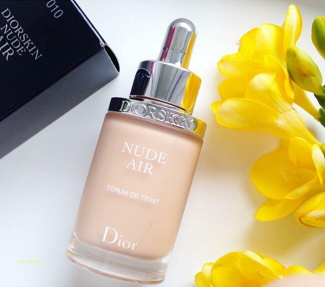 Kem nền Dior Nude Air Serum