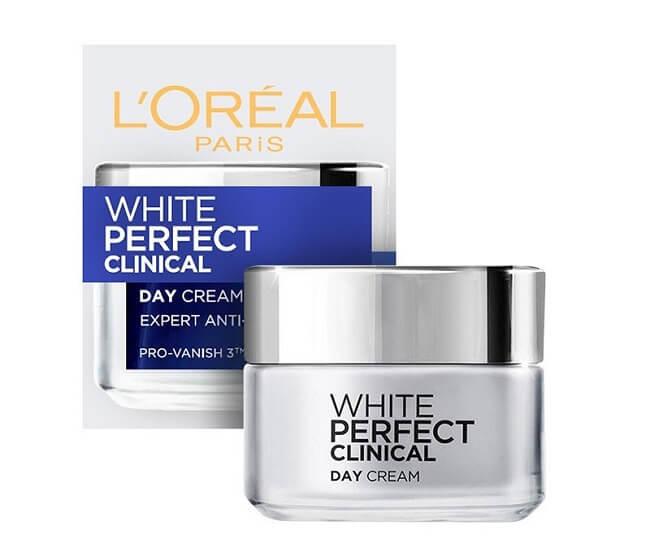 Kem trị nám L'Oréal White Perfect Clinical