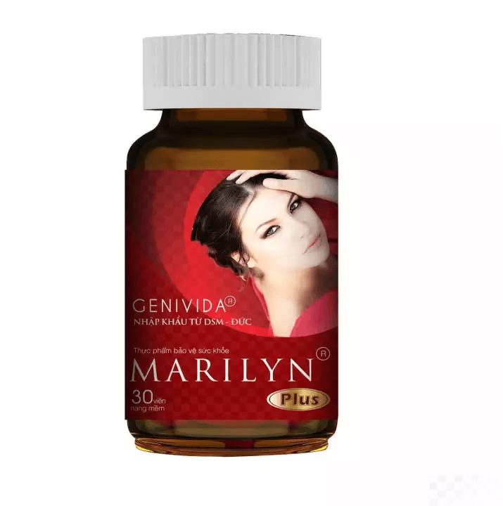Lọ đựng viên uống Marilyn Plus