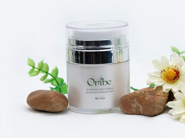 Kem dưỡng trắng da ban đêm Oribe với khối lượng 30g