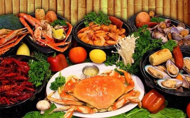 Một số thực phẩm chứa nhiều purine