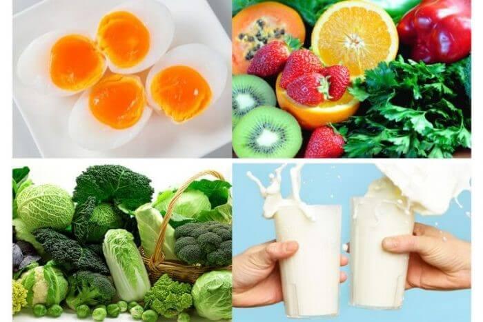 Một số thực phẩm tốt cho người bệnh gout