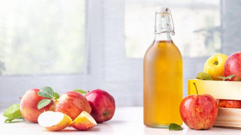 Ngoài ra giấm táo còn giúp giảm cân tốt