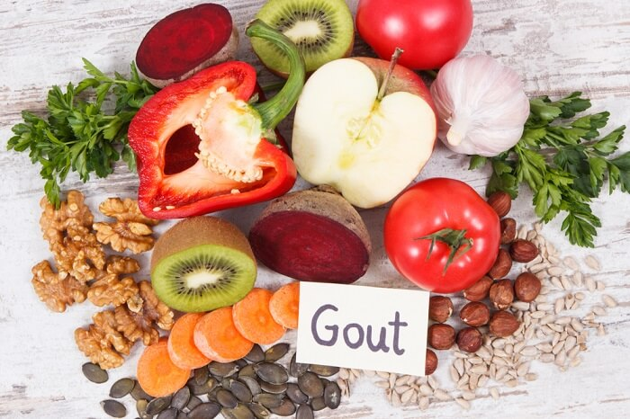 Chế độ ăn dành cho bệnh gout: nên ăn gì và kiêng gì?