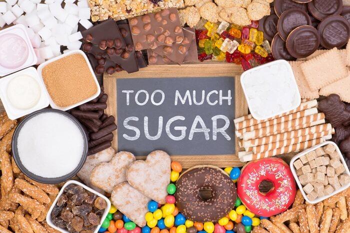 Người bị Viêm gan B nên đặc biệt cần thận khi tiêu thụ đường ở mức vừa phải