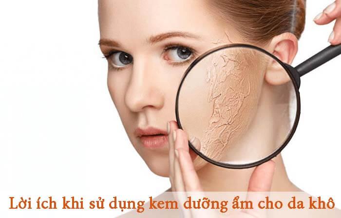 Tổng hợp 11 loại kem dưỡng da dành cho da khô được yêu thích nhất