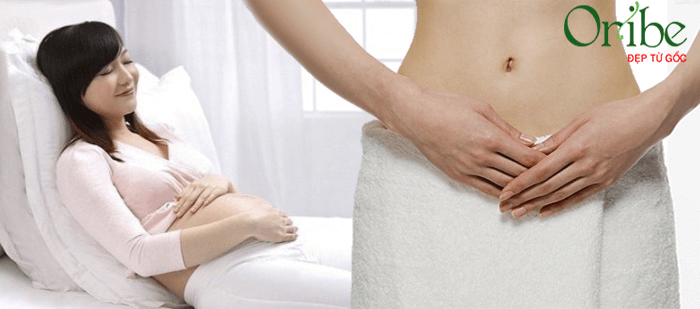 Phụ nữ mang thai nên sử dụng dung dịch vệ sinh phụ nữ