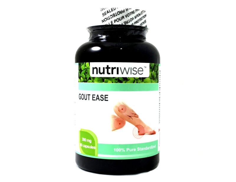 Thuốc Nutriwise Gout Ease chữa bệnh gout