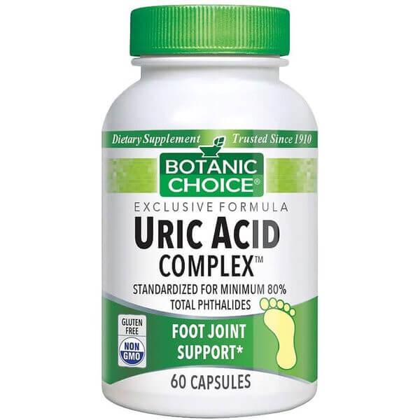 Sản phẩm Uric Acid Complex