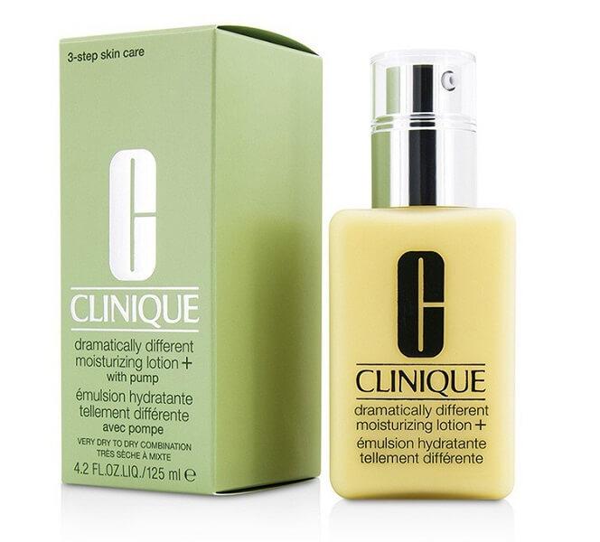 Kem dưỡng ẩm Clinique giúp làn da được cấp ẩm hiệu quả lên đến 8h