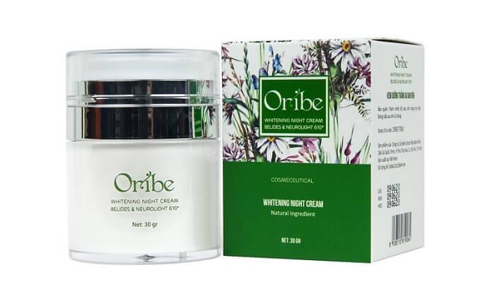 Kem dưỡng trắng da ban đêm Oribe với thành phần từ thiên nhiên có hiệu quả tốt