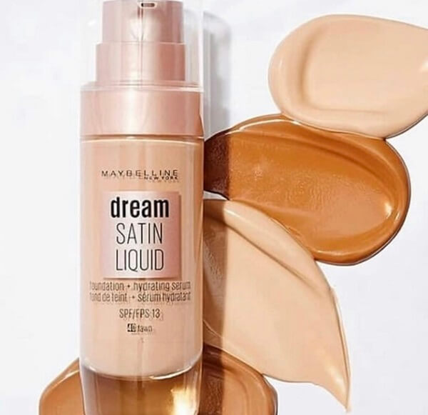 Kem nền Maybelline Dream Liquid Satin Skin