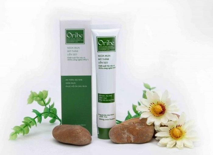 Sản phẩm kem trị mụn Oribe có nguồn gốc từ thiên nhiên
