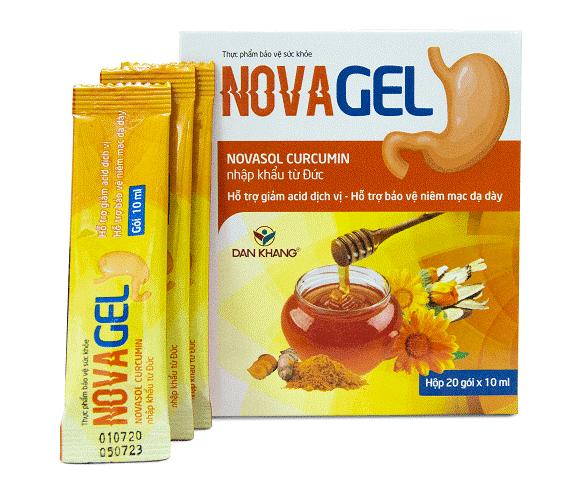 Sản phẩm Novagel
